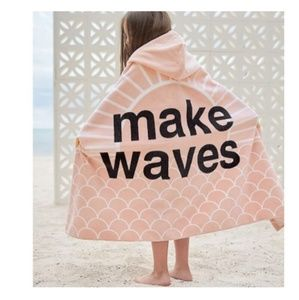 Pottery Barn Kids Emily&Merrit Make Waves Wrap
